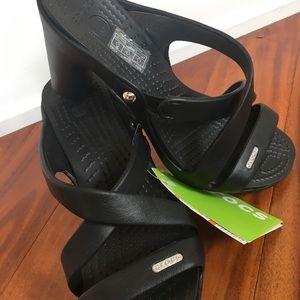 Crocs Cyprus IV Heels
